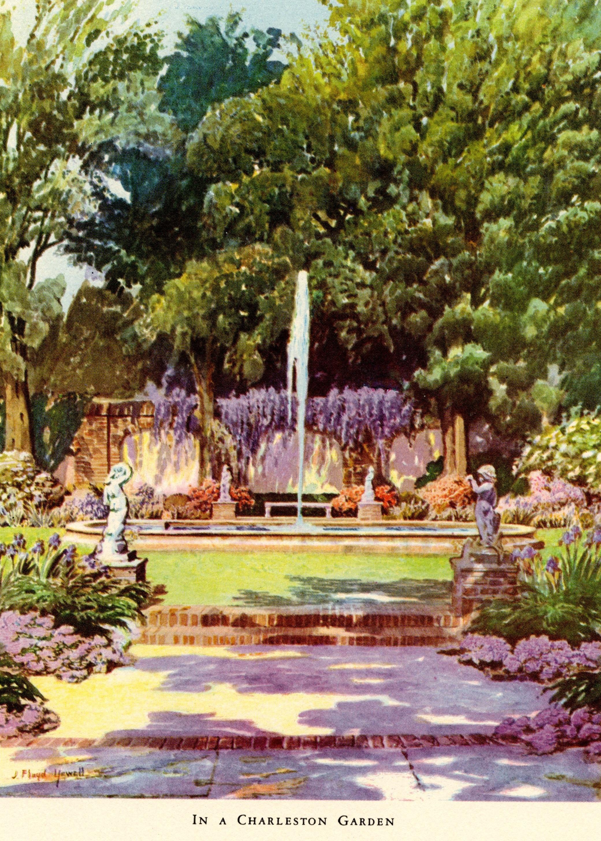 """Charleston Gardens"""
