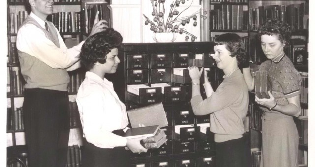 Take Advantage of Instruction and Tours Offered by Special Collections Archivists and Librarians!